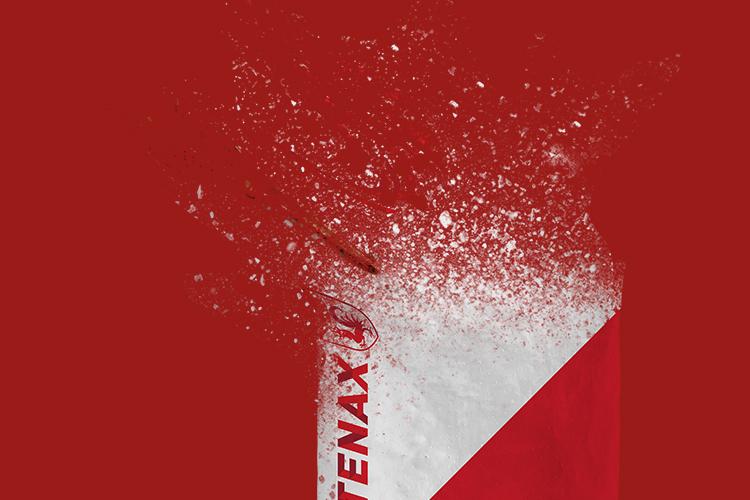 Selbstauflösender Papiersack von TENAX