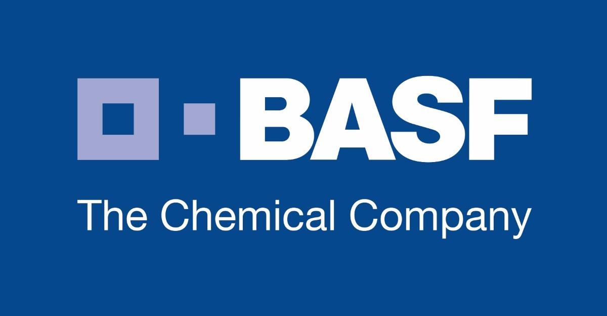 Logo des Unternehmens BASF