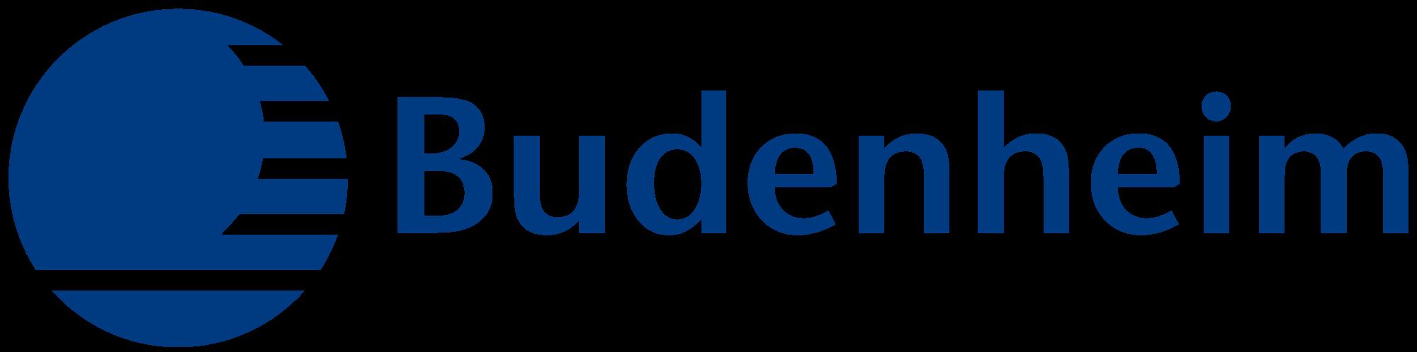 Logo der Firma Budenheim
