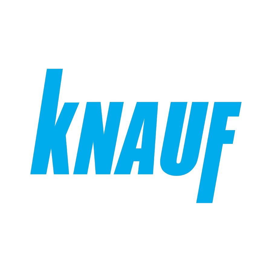 Logo des Unternehmens Knauf