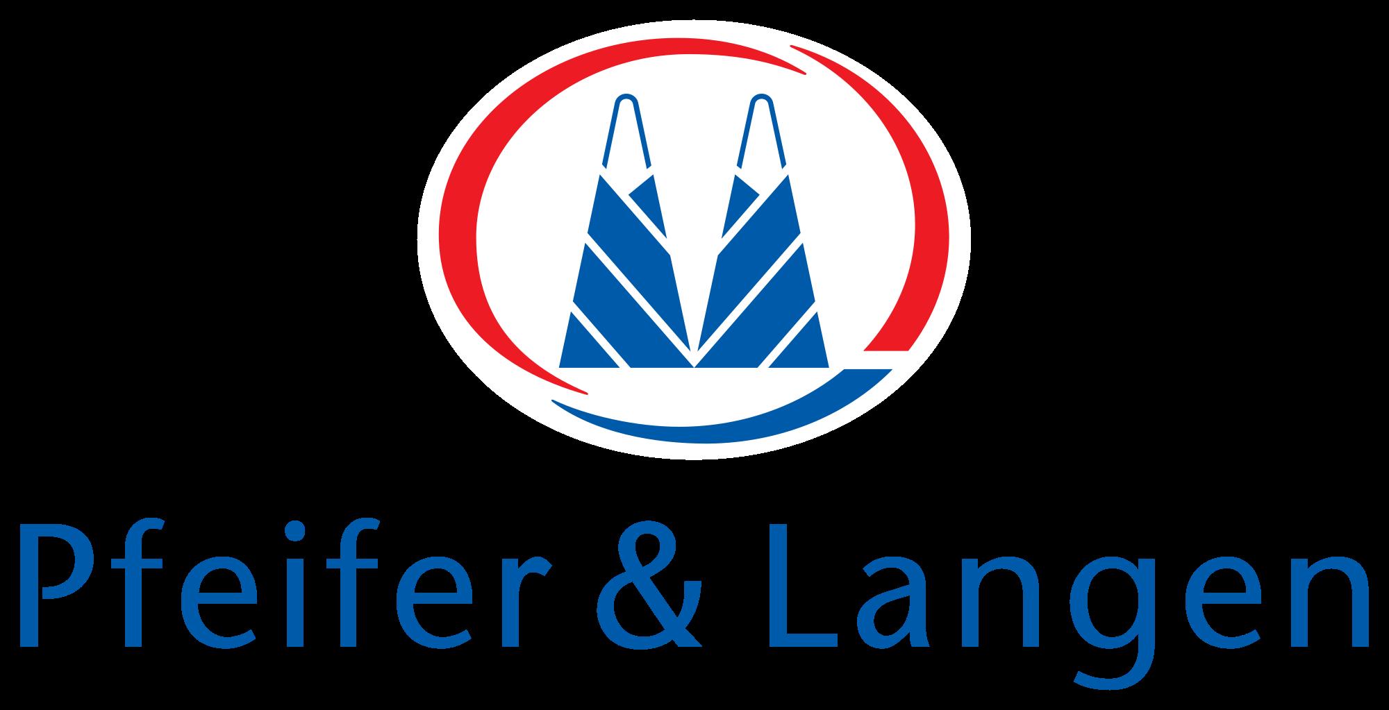 Logo des Unternehmens Pfeifer & Langen