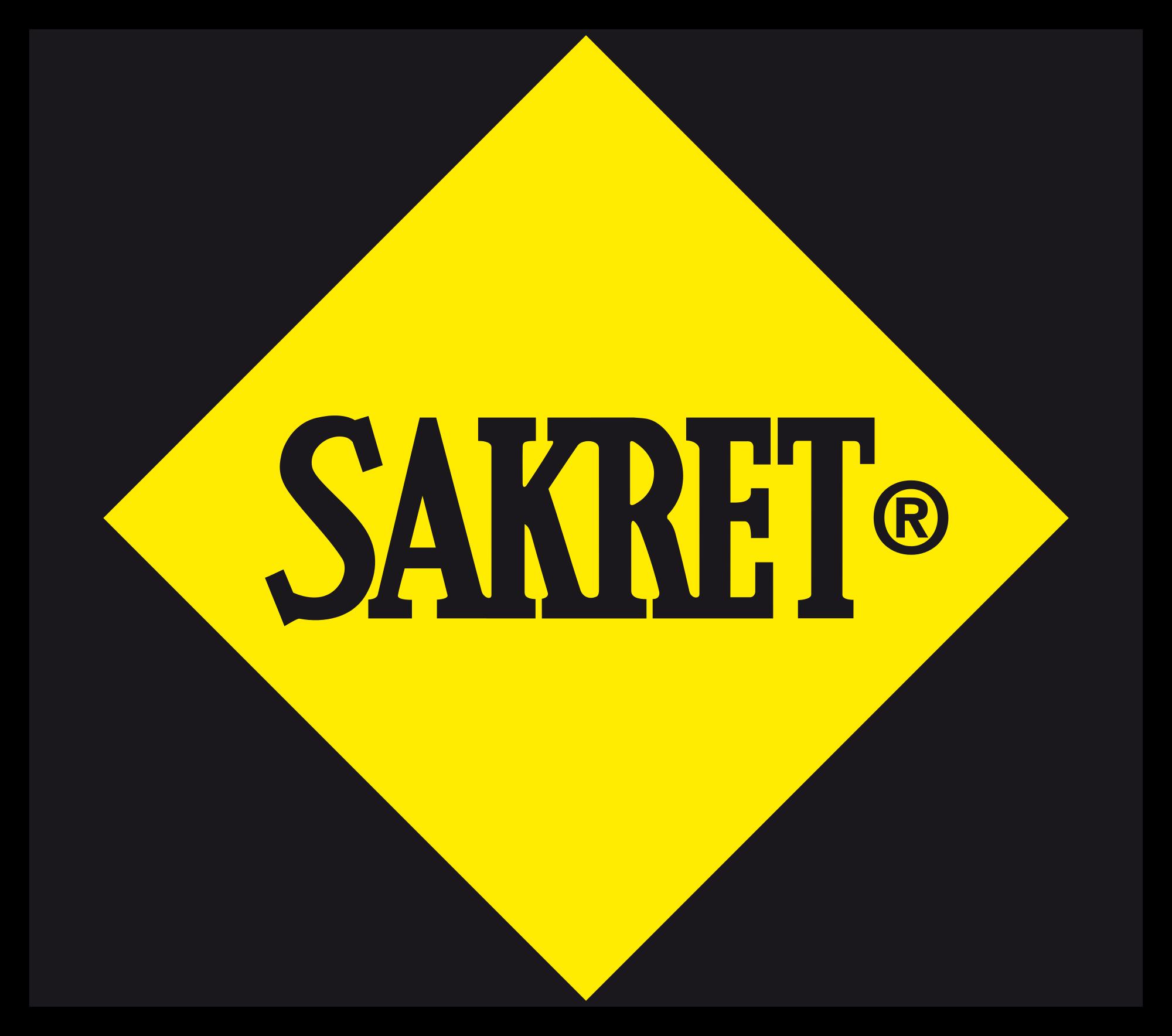 Logo des Unternehmens Sakret